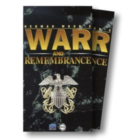 herman wouk's war and remembrance vol. 1 VHS 7-piece boxsed set 2002 abc MPI used mint