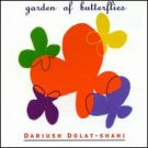 dariush dolat-shahi - garden of butterflies CD 1994 radius music used mint