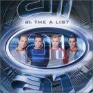a1 - the a list CD 2000 sony 15 tracks used mint