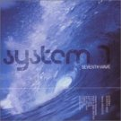 system 7 - seventh wave CD 2002 alpha wave hypnotic cleopatra used mint