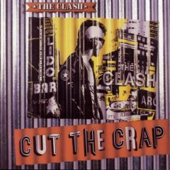 the clash - cut the crap CD 1985 sony epic used mint