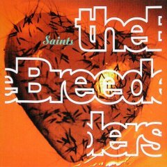 the breeder - saints grunggae new year CD single 1994 4AD made in canada 3 tracks used mint