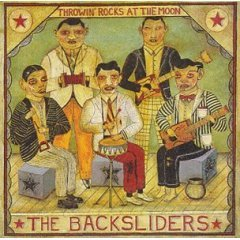 the backsliders - throwin' rocks at the moon CD 1997 mammoth atlantic 11 tracks used mint
