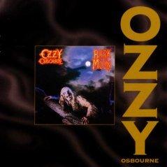 ozzy osbourne - bark at the moon CD 1983 1995 sony 9 tracks used mint