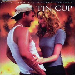tin cup - music from the motion picture CD 1996 sony 14 tracks used mint
