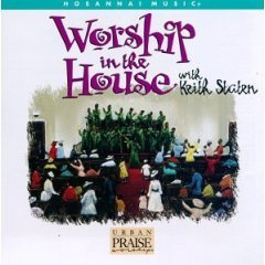 worship in the house with keith staten CD 1996 integrity hosanna used very good