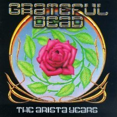 grateful dead - the arista years CD 2-disc 1996 arista used near mint