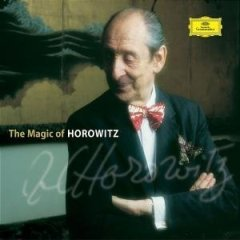 the magic of horowitz : 2 CDs + DVD Deutseche grammophon made in germany - new