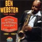 ben webster - the frog 1956 - 1962 CD giants of jazz made in itlay - new