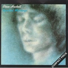 steve hackett - spectral mornings CD 1979 chrisma 1989 virgin made in UK used mint