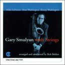 gary smulyan - with strings CD 1996 criss cross 10 tracks used mint