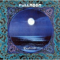 full moon - euphoria CD import demi monde 8 tracks - used mint