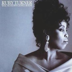 ruby turner - the motown songbook CD 1989 jive zomba rca bmg - used mint