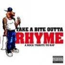 take a bite outta rhyme - a rock tribute to rap CD 2000 universal republic - used mint