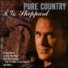 T G. sheppard - pure country 1998 sony music special - used mint