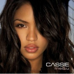 cassie - me & u CD single 2006 bad boy records 3 tracks - used mint