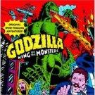 godzilla - king of the monsters original soundtrack CD 2001 drive image liberty new