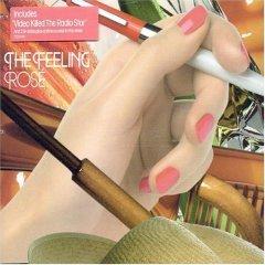the feeling - rose CD ep 2007 universal 4 tracks used mint