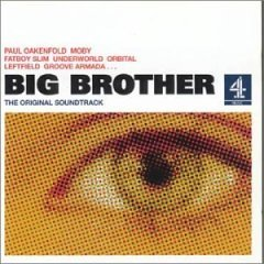 big brother : original soundtrack - various artists CD 2000 channel four bazal - used