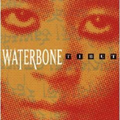 waterbone - tibet CD 1997 world disc northwood - used mint