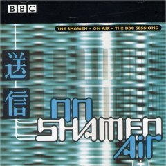 the shamen - on air - the BBC sessions CD 1998 strange fruit UK - new