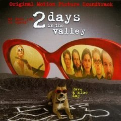 2 days in the valley - original motion picture soundtrack CD 1996 edel america 11 tracks used mint