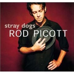 rod picott - stray dogs : CD 2002 welding rod records used near mint