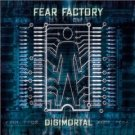 fear factory - digimortal CD 2001 roadrunner 15 tracks - used very good