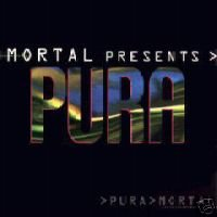 mortal presents pura CD 1995 intense BMG Direct used mint