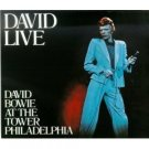 david bowie - david live : david bowie at the tower philadelphia CD 2-disc set 1990 rykodisc new