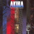 akira - original motion picture soundtrack CD miya records japan 4 tracks - used mint
