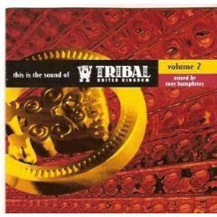 this is the sound of tribal UK volume 2 mixed by tony humphries CD 1995 IRS used mint
