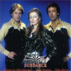 sundance - michael de alberquerque, mary hopkin, mike hurst CD import 2002 angel air - new