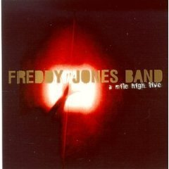 freddy jones band - a mile high live CD 1999 capricorn polygram - used mint
