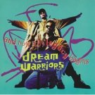 dream warriors - and now the legacy begins CD 1991 island 4th & B way - used