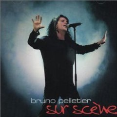 bruno pelletier - sur scene CD 2-disc set 2001 made in canada - used mint