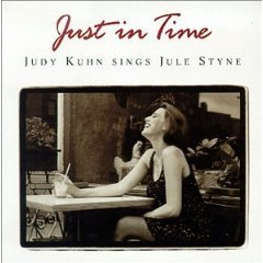 just in time : judy kuhn sings jule styne CD 1995 varese sarabande - used mint