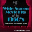 wide-screen movie hits of the 1950's CD1996 pickwick simitar - used mint