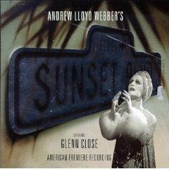 sunset bloulevard - andrew lloyd webber : 2 CD 1994 LA cast polydor - used mint