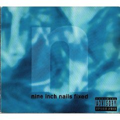 nine inch nails - fixed CD EP 1992 TVT island UK 6 tracks pressed in france used mint