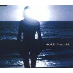 hole - malibu CD single 1998 geffen 3 tracks - used near mint