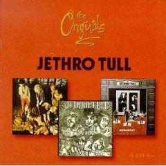 jethro tull - the originals CD 3-disc boxset 1997 chrysalis EMI - used mint