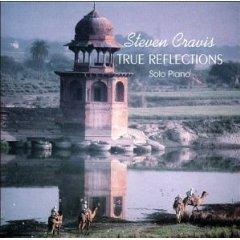 steven cravis - true reflections solo piano CD 1992 steven cravis music living light - used mint