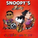 snoopy's jazz - classics on toys CD 1995 lightyear brennan - used mint