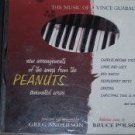 music of vince guaraldi : new arrangements of the songs from the peanuts animated series CD 1997 KRB