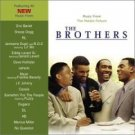 the brothers : music from the motion picture CD 2001 warner screen gem - used mint