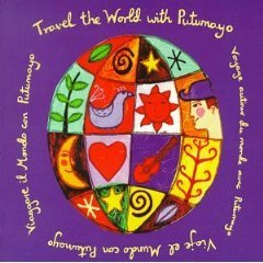 travel the world with putumayo - various artists CD 1997 putumayo world music - used mint