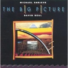 michael shrieve & david beal - the big picture CD 1989 fortuna used near mint