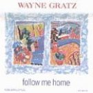 wayne gratz - follow me home CD 1993 narada 11 tracks - used mint