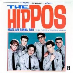 the hippos - heads are gonna roll CD 1999 interscope 14 tracks used barcode punched